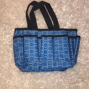 Thirty -One Small Multiple Pocketed Bag